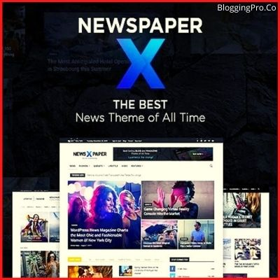 newspaper 10 wordpress theme download