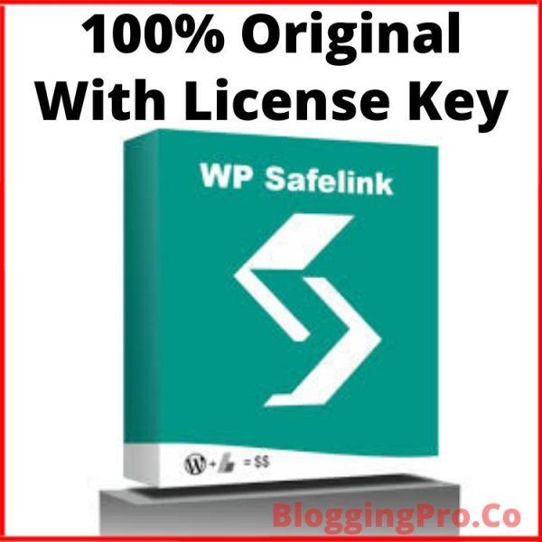 wp safelink plugin download with license key