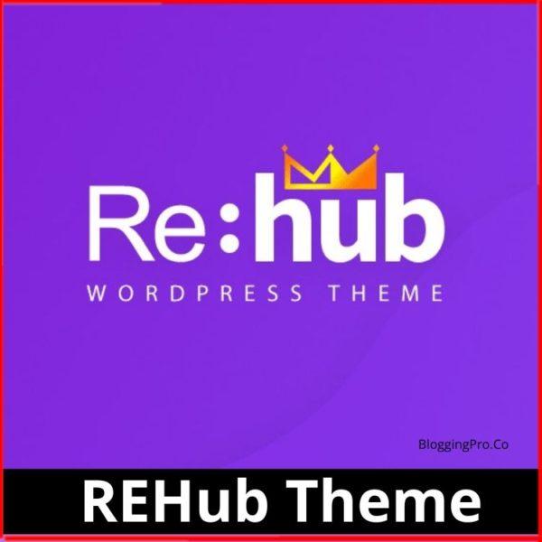 rehub wordpress theme with gpl license