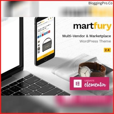 Martfury - WooCommerce Marketplace Theme