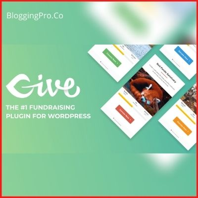 GiveWP – Donation Plugin With All Addons