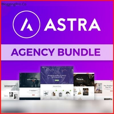 Astra Agency Bundle With License Key