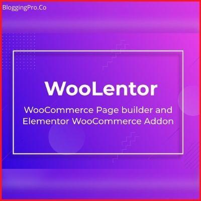 Woolentor Pro - Elementor Addon + Page Builder